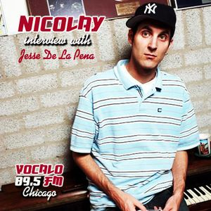 Nicolay (Foreign Exchange) interview w/ JDLP on Vocalo 89.5fm