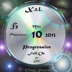 Progressive & Psytrance Mix 10
