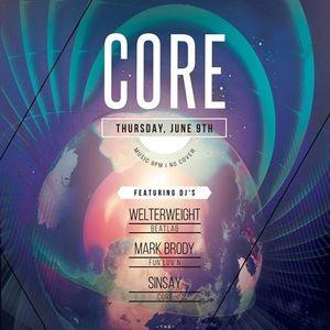 SinSay LIVE @ CORE Thursdays | June 9th | The Capitol | Bend | Oregon