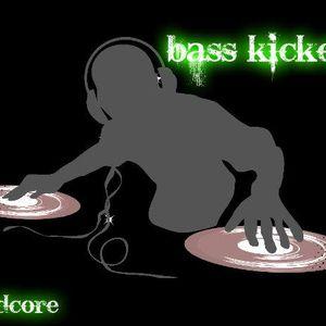 bass kicking