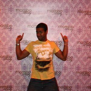 DJ Mombo @ Mombo Party 02-6-12