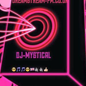 Dj-Mystical The Mystical Salution vol 1 2015 (sat 27/06/2015 dreamstream-fm.com)
