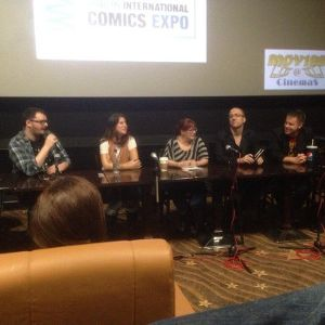 "DECOMPRESSED 023: DUBLIN INTERNATIONAL COMICS EXPO ""COMICS ARE FOR EVERYONE"" PANEL"