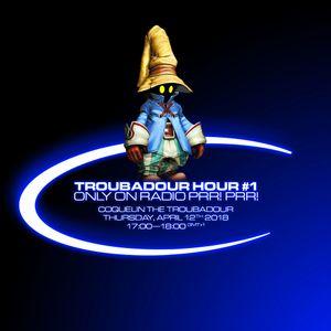 Radio PRR! PRR! (12.04.18) w/ DJ Troubadour Coquelin