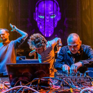 Pirate Station Inferno - 03 - Noisia (Vision Rec.) @ CKK Sports Arena - St. Petersburg (22.03.2014)