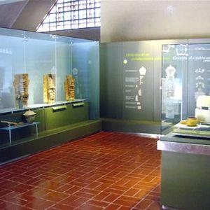 Entre pasado y presente. Museo de Sitio Alberto Ruz Lhuillier