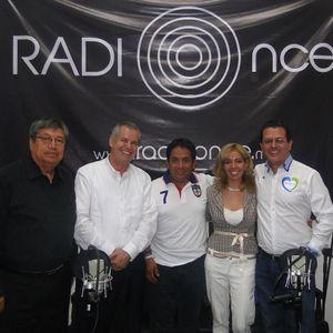 Diálogos en la Red 22 de Mayo 2014. Erick Salas, Apolinar Casillas y Alejandro Delgado