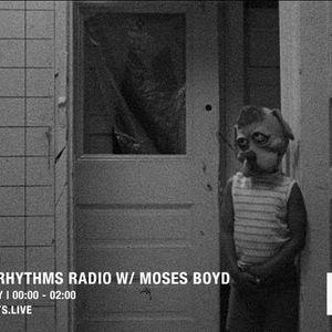 City Rhythms w/ Moses Boyd - 22nd June 2016