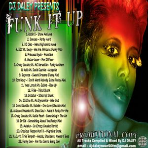 FUNKY SESSION VOL 1 MIXED BY DJ DALEY