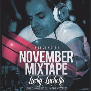 Lucky Luchetta - November mix