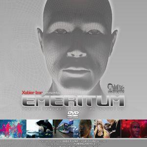 Emeritum DJ & Visuals set, audio track, by Xabier Izar