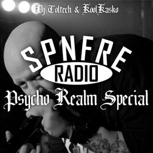 Spinfire Radio 01/22/2012 Psycho Realm Special