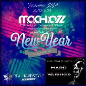 Machiazz & Hard Warrior @ RHR.FM 30.12.14 (YEARMIX)