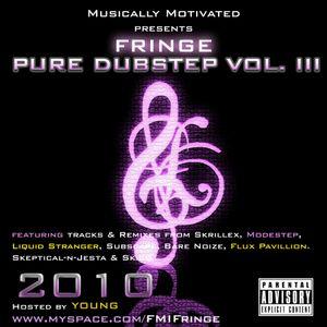 PURE DUBSTEP VOLUME 3