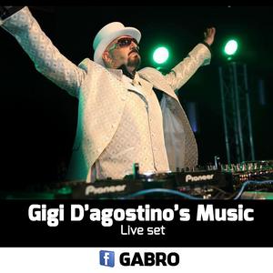 GABRO plays Gigi D'Agostino - Music Show