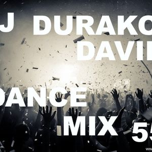 DJ DURAKO DAVILA-DANCE MIX 55