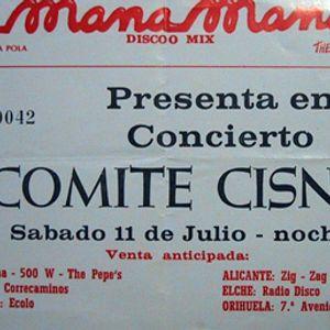 MANA MANA Comite Cisne 1987 (ripped by Pakitin)