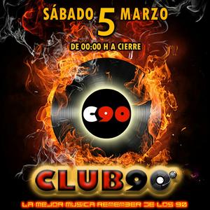 DJ Txapu aka VIOQUE @ 'Dark Room' Club 90 (Avalon, Madrid) [05-03-2016]