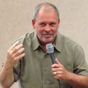 Sunday Message 11-10-2013 (Larry Conant)