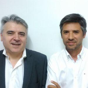 ASTERISCOS con Jose Calero e Ivan Damianovich 28-6-2017