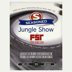 Seasoned Jungle Show 009 with Melos, Benny, Jam Master Jim & Ed E C (Part 1)