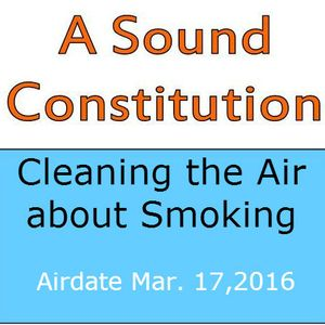 2016-03-17 Cleaning the Air about Smoking