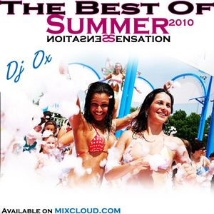 Dj OX - Best of Summer Sensations 2010