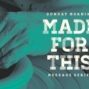 Made to encounter God - PM - Rebecca Green
