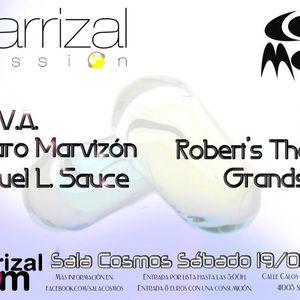 Roberts Theme - Barrizal Session 02 (Sala Cosmos, Sevilla) [Mayo 12]