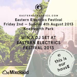 Eastern Electrics Festival 2013 DJ Comp - Steve Westover