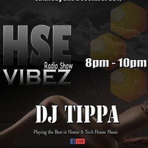 House Vibez Radio Show on Pure 107 - 2nd December 2017