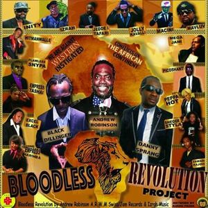 Bloodless Revolution Riddim/Project on SFDCRADIO BY Fantastic Silver Fox