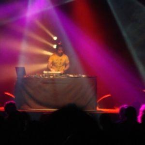 DJ KAAN GOKMAN LIVE SET @ BABEL MED FEST. 2011