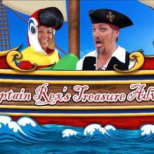Captain Rex's Treasure Adventures