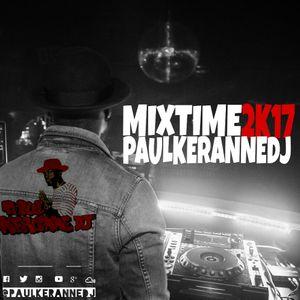 Mix Reggaeton Janv 2K17- Paulkerannedj