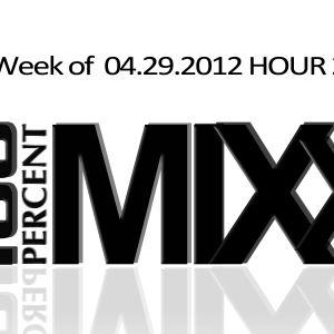Week of 04.29.2012 Hour 2 Sets 1,2&3 (Original Samples, Westcoast & Bside Mixx Sets)