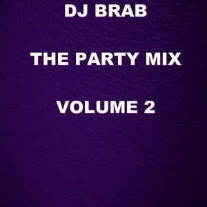 DJ Brab - The Party Mix Vol 2 (Section 2018)