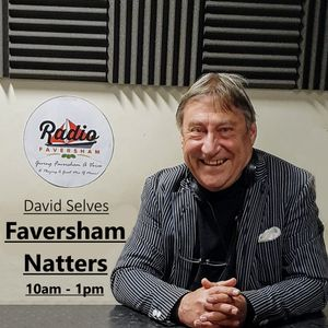Faversham Natters with David Selves - 12th August 2019