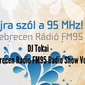 Dj. Tokai - Debrecen Radio FM95 Radio Show 2013.12.07. Mix Vol 1
