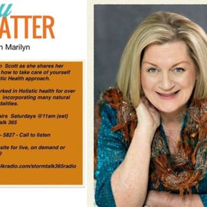 """You Matter with Marilyn"" -Staying Cool, Calm, and Collected"