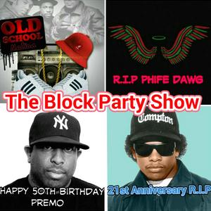 Block Party Old Skool Show March Edition 2016 ft Bryan B -260316 @tallmanbryanb