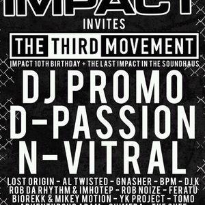 BPM @ Impact (Third Movement)