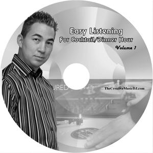 The Creative Music DJ - Easy Listening Cocktail/Dinner