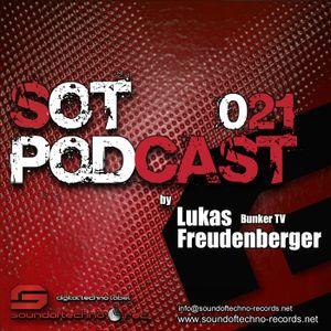 SOT PODCAST 021 by Lukas Freudenberger