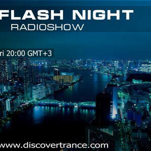 Flash Night Radioshow 007 (Guest Sander SIA)