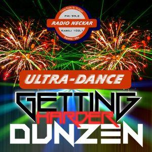 Getting Harder of 3h Ultra Dance at Radio Neckar (Part II)