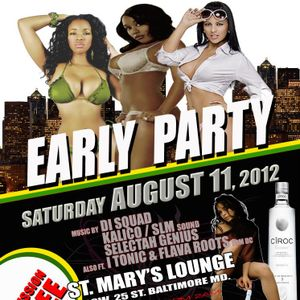 07/11/2012 St Mary's, Baltimore