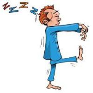 Varför går vi i sömnen?