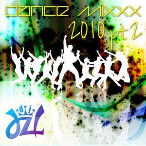 DJ Dzl - Dance Mixxx 2010 Pt2