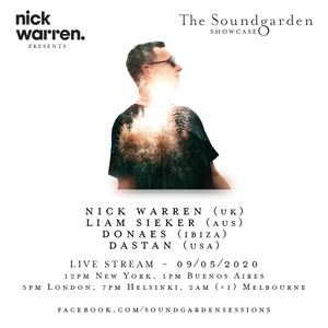 DONAES ~ The Soundgarden Showcase ~ May 2020